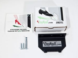 StepNpull Black Packaging