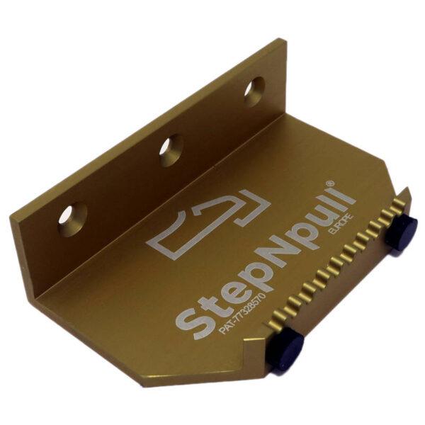 StepNpull with Gold Finish