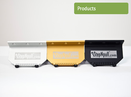 Stepnpull Products