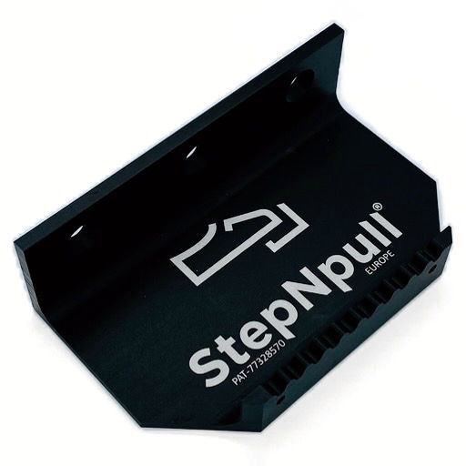 Stepnpull Black