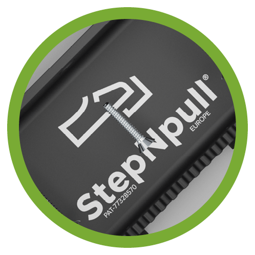 stepnpull the foot handle and hands free door opener strength and versatility image