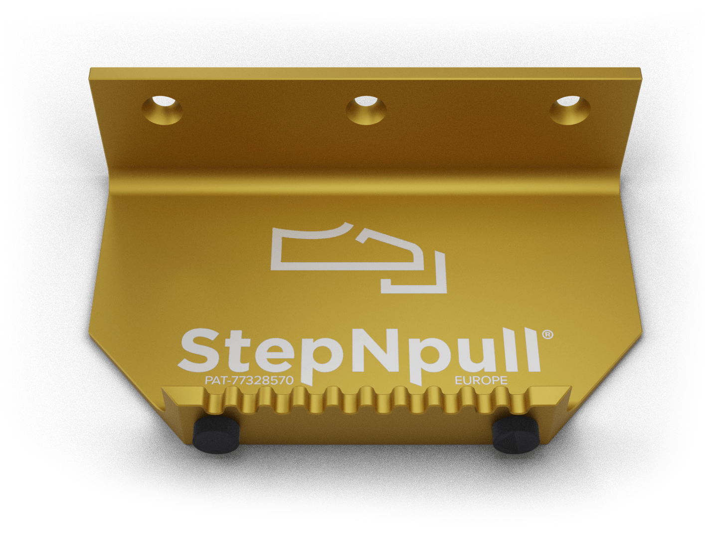 stepnpull the foot handle and hands free door opener golden branded product image